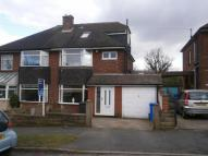 Creswick Greave semi detached property for sale