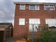 Blackburn Crescent semi detached house for sale