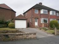 3 bed semi detached house in Rocher Close, Grenoside...