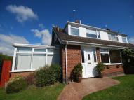 3 bed semi detached property in Denford Close, Broughton...