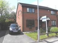 semi detached home in Kerris Close, Manchester...