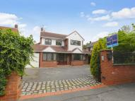 4 bed Detached home in Finney Lane, Heald Green...