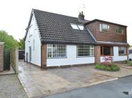 4 bed semi detached house in Lancaster Drive...