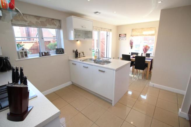 3 Bedroom Detached House For Sale In Home Park Drive Buckshaw