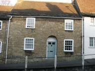 Terraced house in Greenhill, Sherborne...