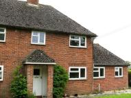 semi detached property in Kings Stag Sturminster...