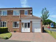3 bed semi detached house for sale in Patterdale Mews, Consett...