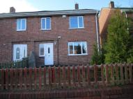 3 bed semi detached home for sale in Derby Drive, Consett, DH8