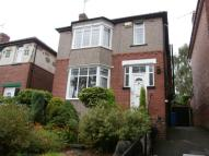 3 bed Detached property in Milden Road, Sheffield...