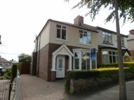 semi detached house for sale in Vainor Road, Wadsley...