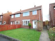 3 bedroom semi detached house for sale in Ripon Drive, Willington...