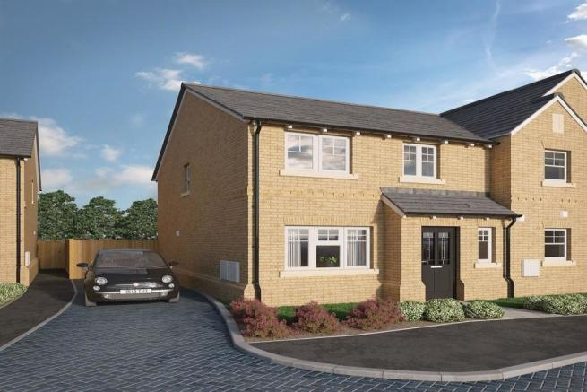 3 bedroom semi detached house for sale in ash meadows