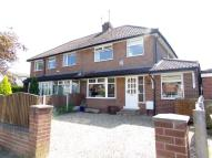 3 bed semi detached home for sale in Palmerston Road, Denton...