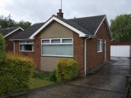 Detached Bungalow in Staniforth Crescent...