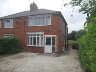semi detached property for sale in Breck Lane, Dinnington...