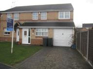 3 bed semi detached property in Clarke Avenue...