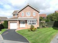 4 bedroom Detached property for sale in Pelham Court, Coxhoe...