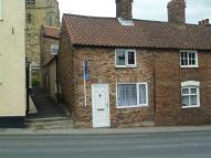 2 bed semi detached home in Old Maltongate, Malton...
