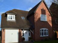 4 bedroom Detached property for sale in Blenheim Close, Stafford...