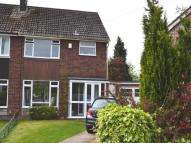 semi detached property in Westminster Close...