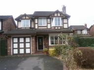 4 bed Detached property for sale in Lime Close, Middlewich...