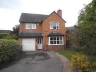 4 bedroom Detached property for sale in Dexter Way, Middlewich...