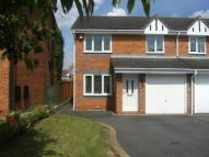3 bedroom semi detached property for sale in Byron Close, Middlewich...