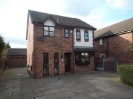 Detached house in Maidenhills, Middlewich...
