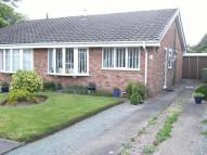 2 bed Semi-Detached Bungalow in Runnymede, Stone, ST15