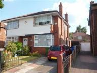2 bed semi detached home in Audley Avenue, Stretford...