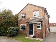 Detached house in Curlew Rise, Morley...