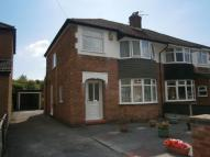 semi detached house for sale in Hawthorn Avenue...