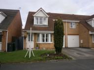 semi detached property in Chedworth Drive...