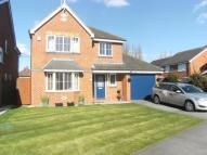 4 bedroom Detached house in Clover Walk, Upton...
