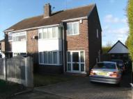 semi detached home for sale in Nunns Lane, Featherstone...