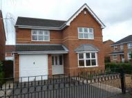 4 bed Detached house in Cranbrook Way...