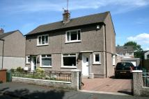 semi detached house in Bideford Crescent...