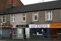 Shop in Whifflet Street...