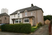 2 bedroom semi detached property in Strowan Street, Glasgow...