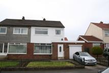 3 bed semi detached house in Fifth Avenue, Stepps...