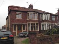 4 bed semi detached home in Rossall Grange Lane...