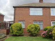 3 bedroom semi detached home in Scanbeck Drive...