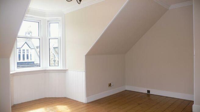 Upper Bedroom One