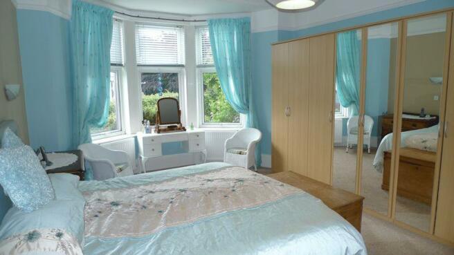 Lower Bedroom One