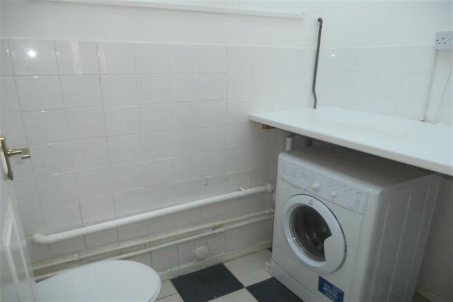 Utility/Cloakroom