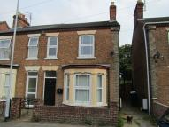 semi detached property in Princes Road Wisbech