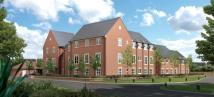 new development in Abingdon, Oxfordshire