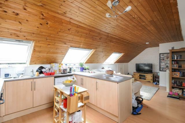 Open Plan Kitchen/Reception Room