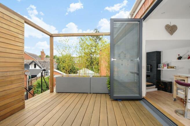 Sun Terrace/Kitchen