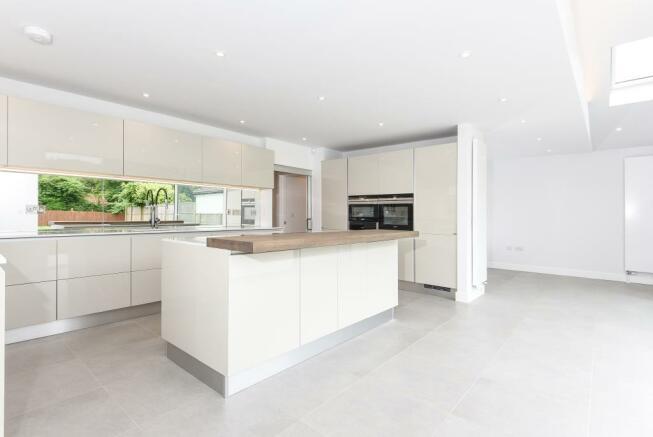 Kitchen/Reception Room 2